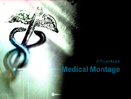 Medical Montage PowerPoint Background