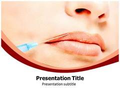 Medical Beauty PowerPoint Background