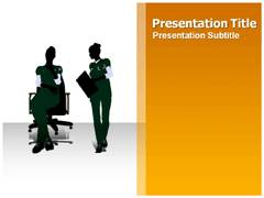 Theory Nursing PowerPoint Backgrounds