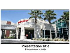 Hospital PowerPoint Backgrounds