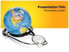 WHO PowerPoint Theme