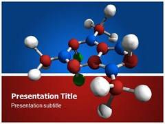 Organic Chemistry Template PowerPoint
