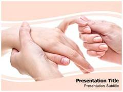 Care Template PowerPoint