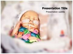 Intensive Care Template PowerPoint