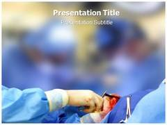 Plastic Surgery PowerPoint Background