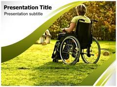 Disability Benefits PowerPoint Slides