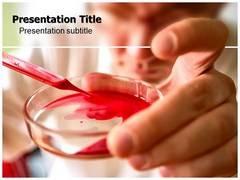 Hematological Template PowerPoint