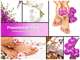 Spa Services PowerPoint Background