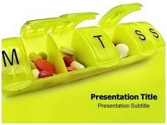 Medicine Template PowerPoint