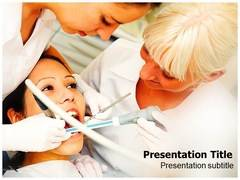 Dental Care Products PowerPoint Backgrounds