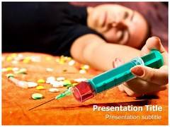 Drug Abuse PowerPoint Slides