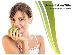Healthy Food PowerPoint Slides