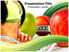 Diet Plan Template PowerPoint