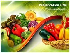 Balanced Diet PowerPoint Slides