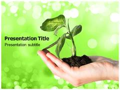 Plant Template PowerPoint