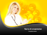 Medical Professional PowerPoint Slides