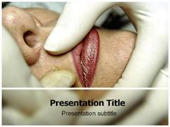 Facial Hair Removal PowerPoint Theme