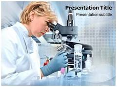 Laboratory Template PowerPoint
