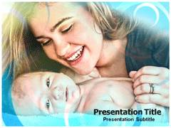 Motherhood PowerPoint Background