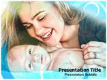Motherhood PowerPoint Background
