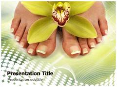 Toe PowerPoint Slides
