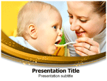 Babies Eating PowerPoint Slides