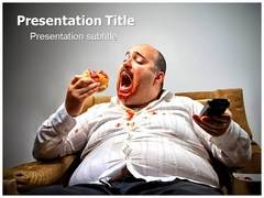 Eating Disorder Template PowerPoint