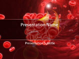 Blood Cells Platelets PowerPoint Template