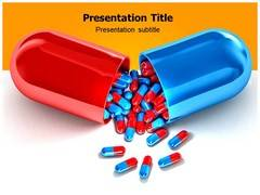 Capsule PowerPoint Backgrounds