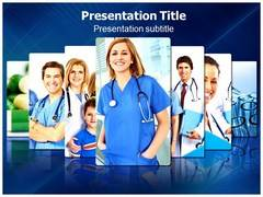 Medical System Template PowerPoint