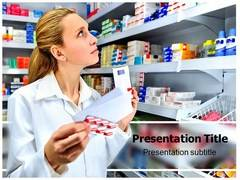 Pharmacy Template PowerPoint