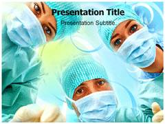 Emergency Physician PowerPoint Slides