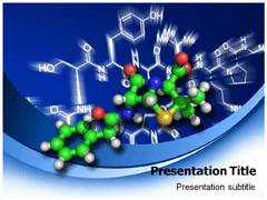 Chemical Formula PowerPoint Slides