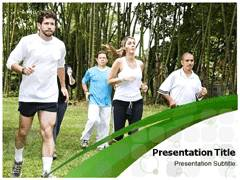 Environmental Health Template PowerPoint
