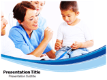 Pediatric Cardiology PowerPoint Backgrounds