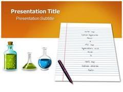 Acid Base PowerPoint Background