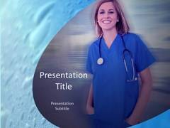 Nurse Template PowerPoint