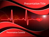Heart Cardiology PowerPoint Template,  Heart Cardiology PowerPoint themes