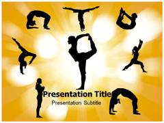 Ashtanga Yoga PowerPoint Slides