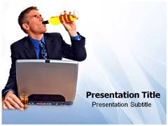 Alcoholism PowerPoint Slides