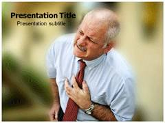 Chest Pain Diagnosis PowerPoint  templates, Chest Pain Diagnosis PowerPoint Backgrounds
