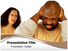 Emotional Support Template PowerPoint