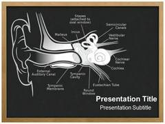 Ear Infection PowerPoint Backgrounds