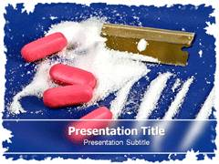 Drug Addiction PowerPoint Slides