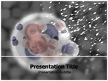 Nanotechnology Template PowerPoint