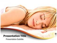Sound Sleep PowerPoint Slides