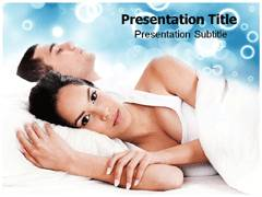 Sleep Disorder PowerPoint Backgrounds