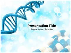 Genetics Medicine Slide For PowerPoint