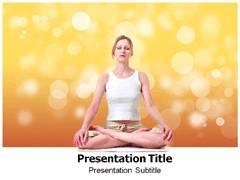 Human Health Template PowerPoint
