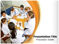 Medical Conference PowerPoint Slides